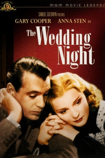 Poster of The Wedding Night