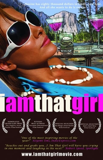 Poster of I Am That Girl