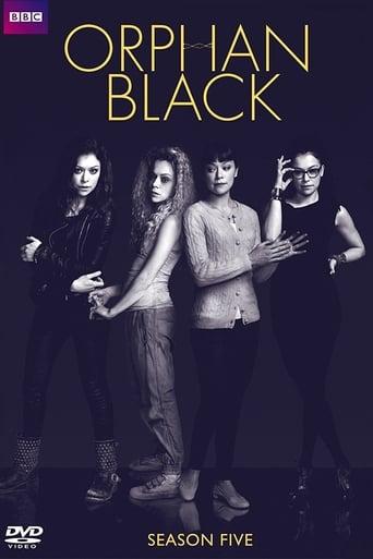 Juodoji našlaitė / Orphan Black (2017) 5 Sezonas žiūrėti online