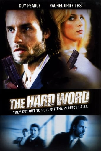 Poster of The Hard Word