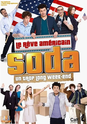 Poster of SODA : Le rêve américain