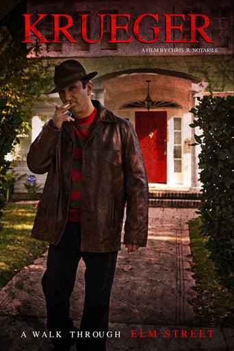 Poster of Krueger: A Walk Through Elm Street