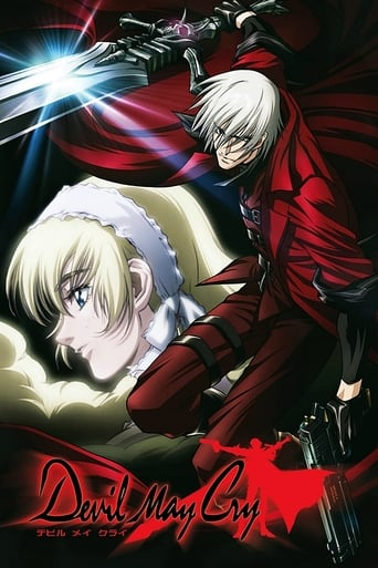 Poster of Devil May Cry