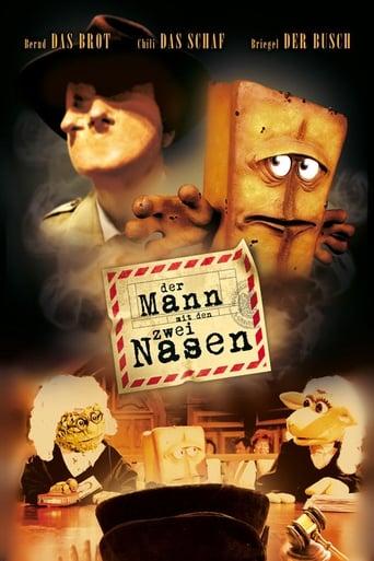 Poster of Der Mann mit den zwei Nasen