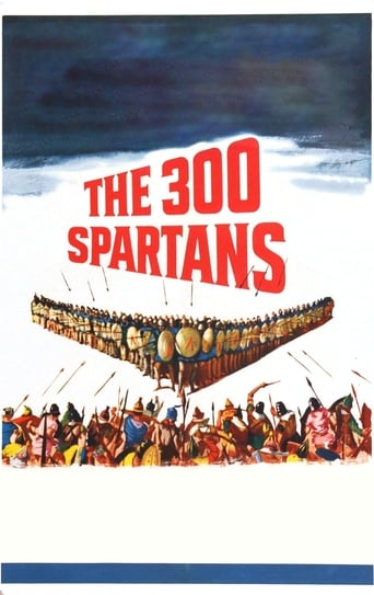 Poster of The 300 Spartans