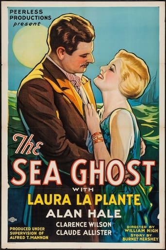 Poster of The Sea Ghost
