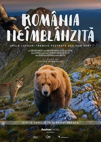 Poster of Untamed Romania