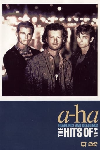 Poster of a-ha Headlines and Deadlines