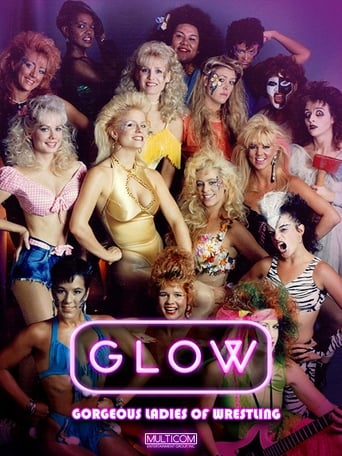 Poster of GLOW: Gorgeous Ladies of Wrestling