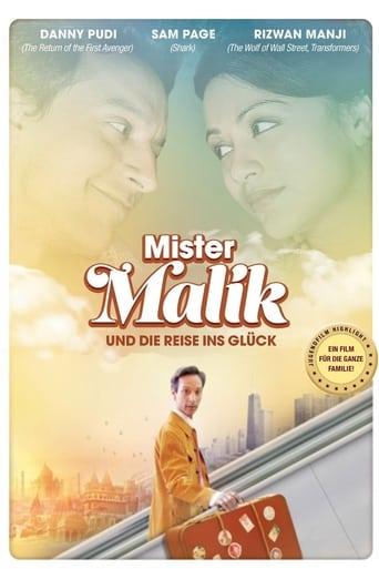Filmposter von Mister Malik und die Reise ins Glück