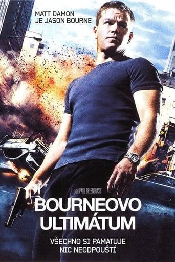 Poster of Bourneovo ultimátum