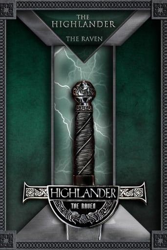 Poster of Highlander: The Raven