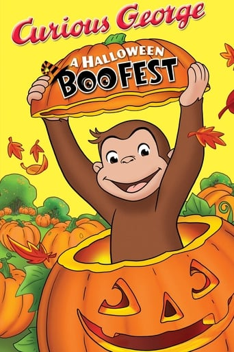Poster of Curious George: A Halloween Boo Fest