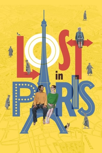 Poster of Lost in Paris