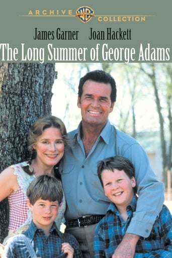 Poster of The Long Summer of George Adams