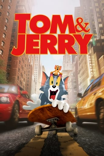 Poster of Tom & Jerry