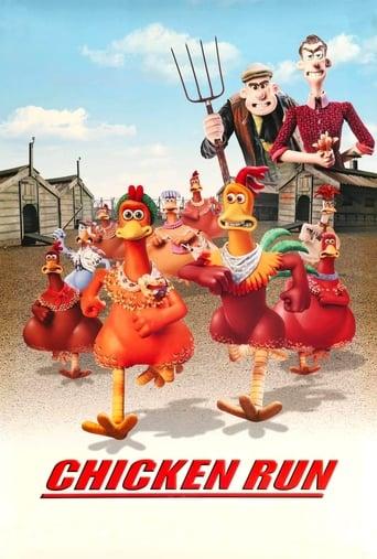 Poster of Chicken Run