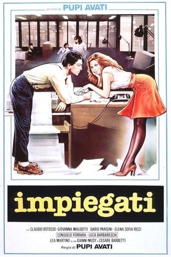 Poster of Impiegati
