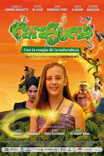 Poster of Cara sucia, con la magia de la naturaleza