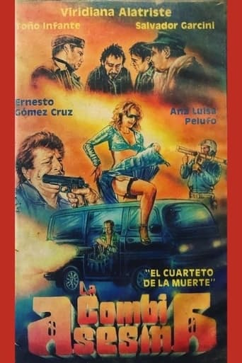 Poster of La combi asesina