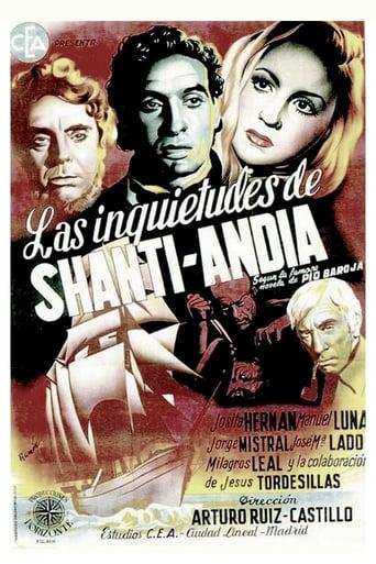 Las inquietudes de Shanti-Andía