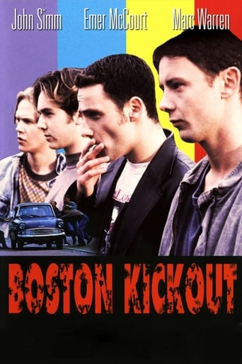 Poster of Boston Kickout