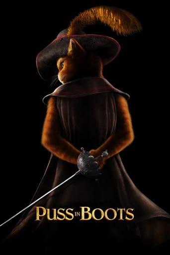 poster Puss in Boots – Motanul încălţat (2011)