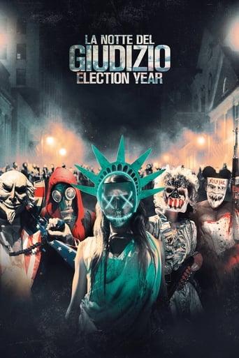 Poster of La notte del giudizio - Election Year