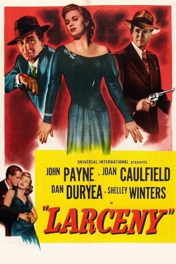 Poster of Larceny