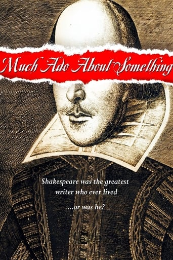 Poster of Much Ado About Something