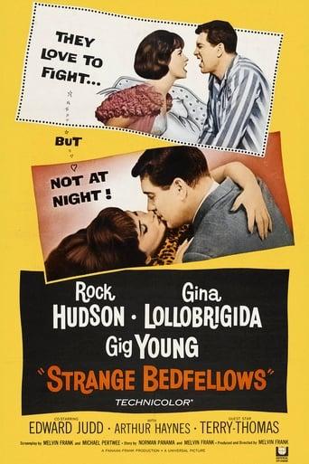 Poster of Strange Bedfellows