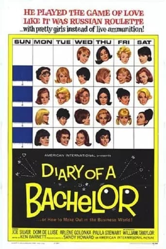 Poster of Diary of a Bachelor