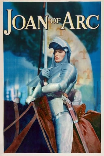 Poster of Joan of Arc