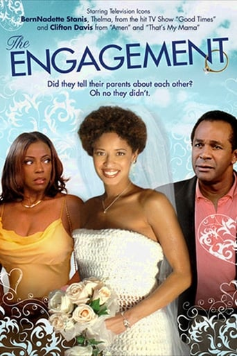 Poster of The Engagement: My Phamily BBQ 2