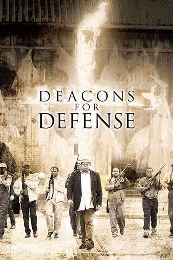 Poster of Deacons for Defense