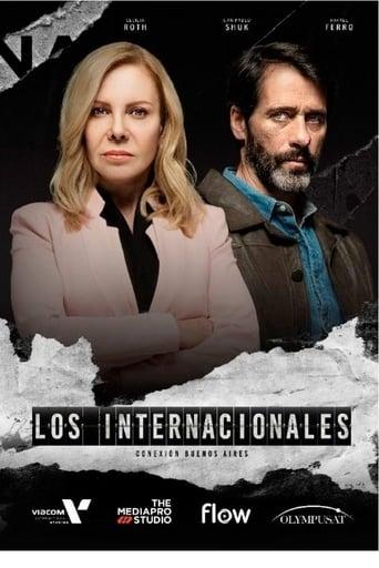 Poster of Los internacionales