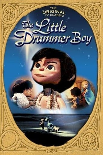 Poster of The Little Drummer Boy