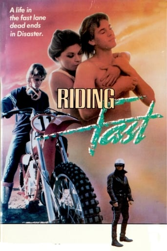 Poster of Riding Fast