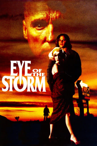 Poster of Eye of the Storm