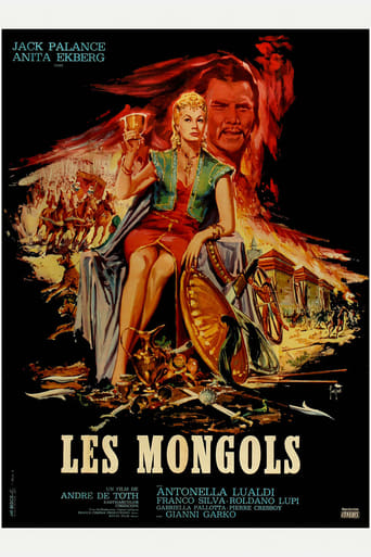 Poster of The Mongols