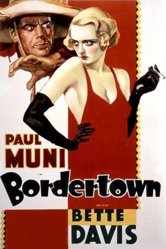 Poster of Bordertown