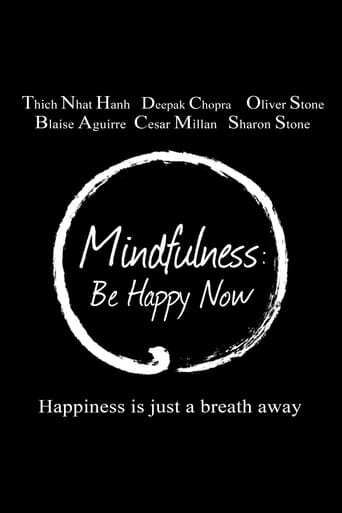 Mindfulness: Be Happy Now poster