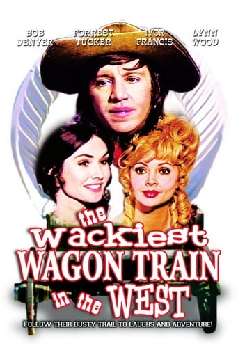 Poster of The Wackiest Wagon Train In The West