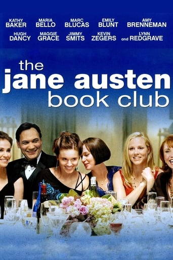 Poster of The Jane Austen Book Club