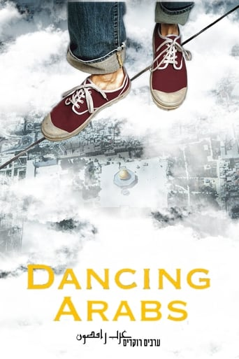 Poster of Dancing Arabs