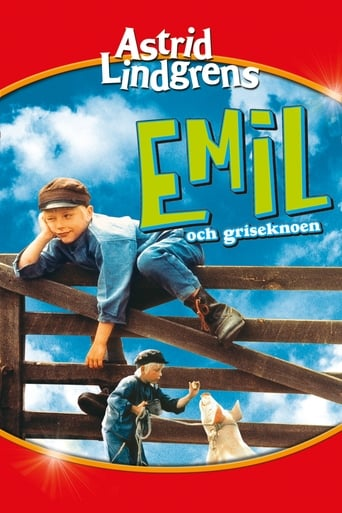 Poster of Emil and the Piglet