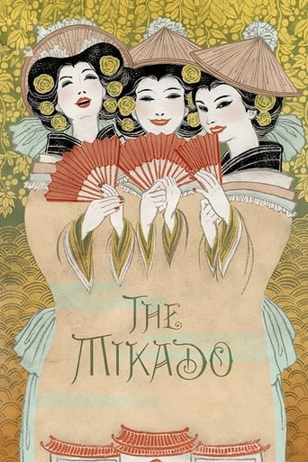 Poster of The Mikado