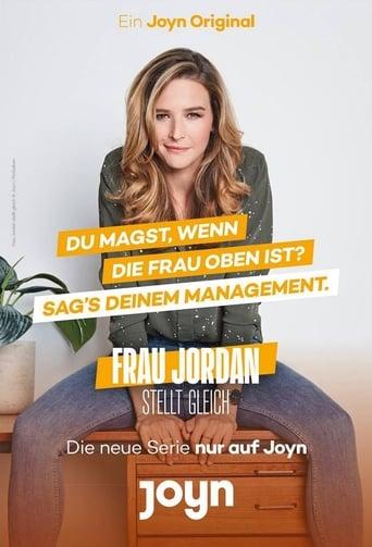 Poster of Frau Jordan stellt gleich