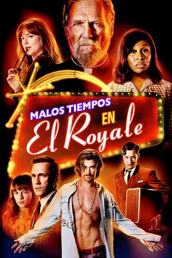 Poster of Malos tiempos en El Royale