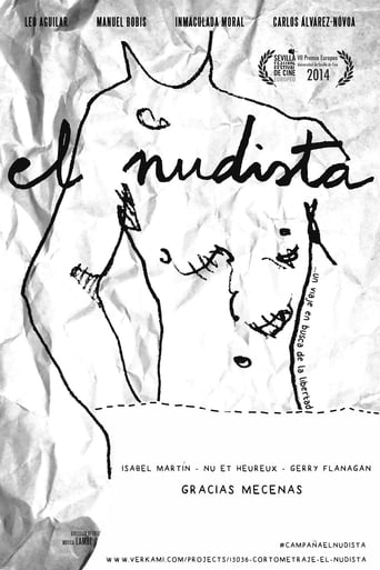 Poster of El nudista